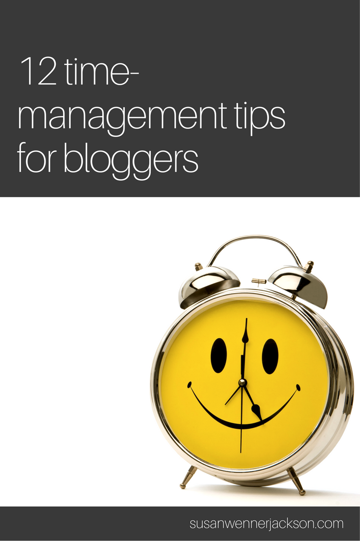 Need help prioritizing your time between blogging and the rest of your life? Try these 12 expert tips on time management for bloggers. Some good advice!