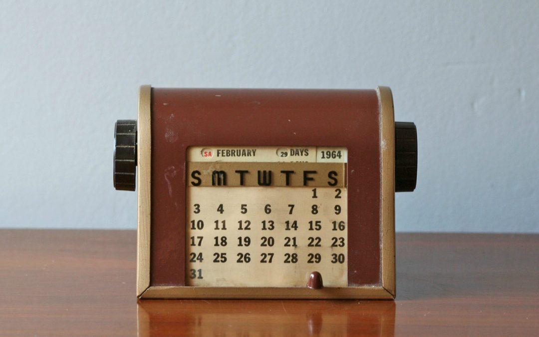 Editorial Calendar Planning | Plus Get a Free 2017 Calendar Template